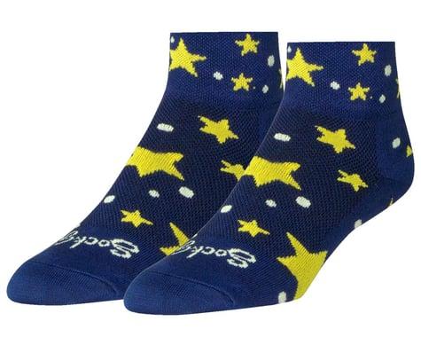 "Sockguy 2"" Socks (Shine On) (S/M)"