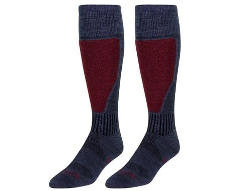 """Sockguy 12"""" Flyweight Socks (Denim) (L/XL)"""