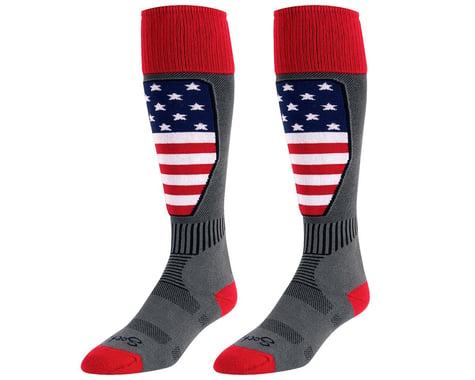 Sockguy Mtn-Tech Socks (Homeland) (S/M)