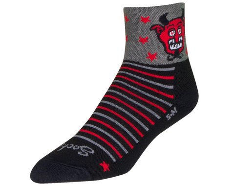 "Sockguy 3"" Socks (Not Today) (L/XL)"