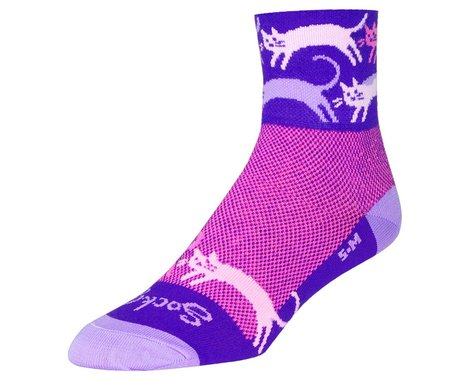 "Sockguy 3"" Socks (Pounce) (S/M)"