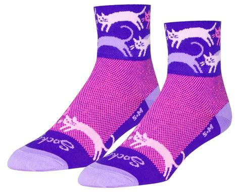 "Sockguy 3"" Socks (Pounce) (L/XL)"