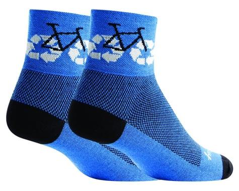"Sockguy 3"" Socks (Recycle) (L/XL)"