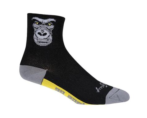 "Sockguy 3"" Socks (Silverback) (S/M)"