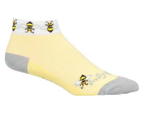 """Sockguy 1"""" Socks (Bees) (S/M)"""