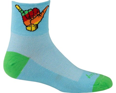 "Sockguy 3"" Socks (Shaka)"