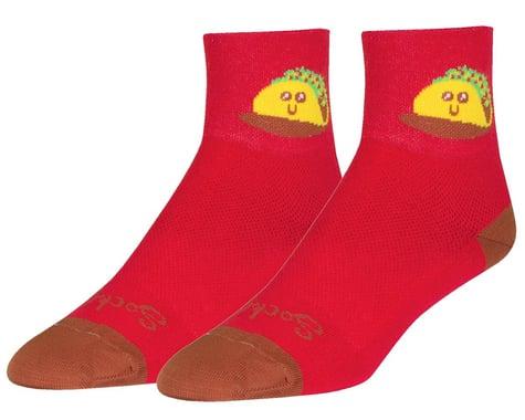 """Sockguy 3"""" Socks (Taco Therapy) (S/M)"""