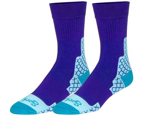 "Sockguy 7"" Trailhead Socks (Radiant) (S/M)"