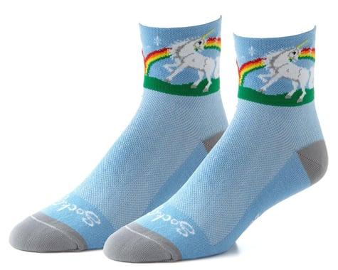 "Sockguy 3"" Socks (Unicorn) (L/XL)"