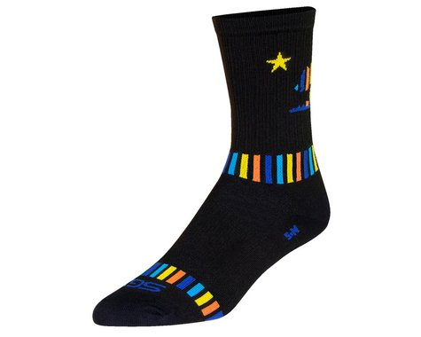 "Sockguy 6"" SGX Socks (Bearhug)"