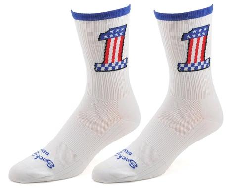 "Sockguy 6"" SGX Socks (Evel Knievel) (S/M)"
