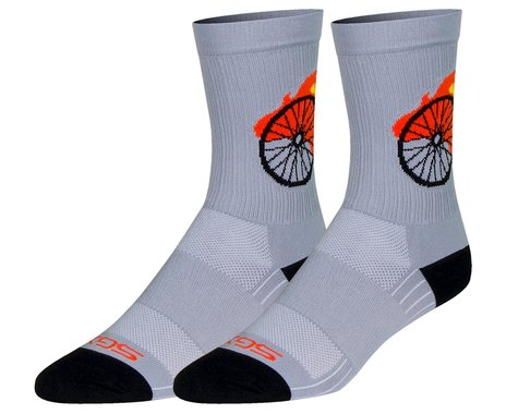 "Sockguy 6"" SGX Socks (NICA) (S/M)"