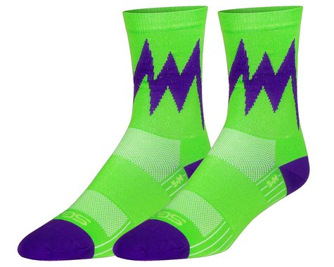 "Sockguy 6"" SGX Socks (Quake) (S/M)"