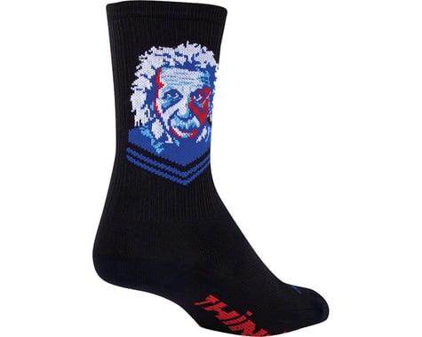 """Sockguy 6"""" SGX Socks (Think) (L/XL)"""