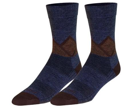 "Sockguy 6"" SGX Wool Socks (Front Range) (S/M)"