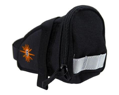 Soma Noe Hemp Saddle Bag (Black)