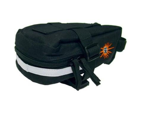 Soma Potrero Hemp Saddle Bag (Black)