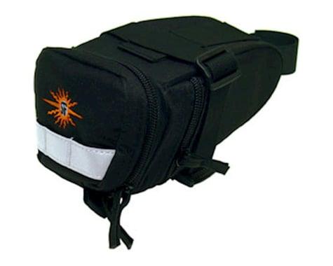Soma Hemp Townsend Saddle Bag (Black)