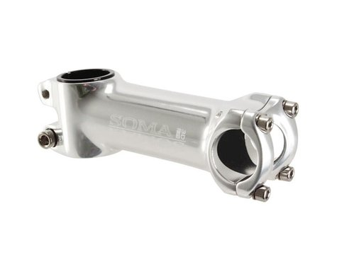 Soma Shotwell Stem (Silver) (26.0mm) (+/-7°) (90mm)