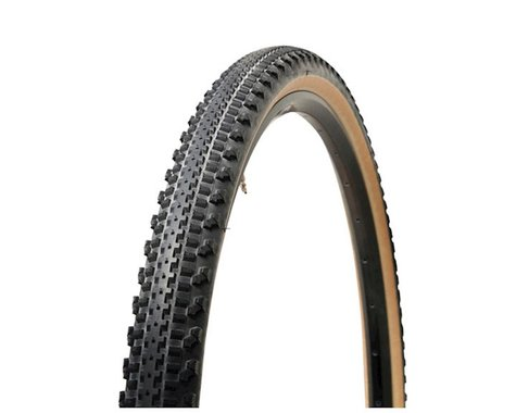 Soma Cazadero Tubeless Gravel Tire (Tan Wall) (700c) (50mm)