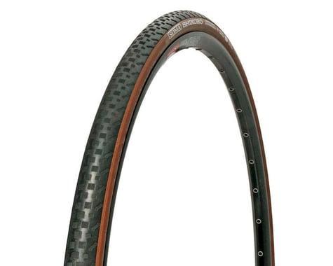 Soma Shikoro Clincher Tire (Black/Brown) (700 x 28)
