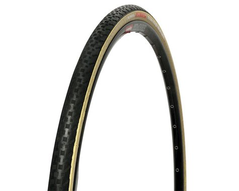 Soma Supple Vitesse EX Tire (Black/Skinwall) (700 x 42)