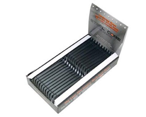 Soma Steel core tire levers, 56/box