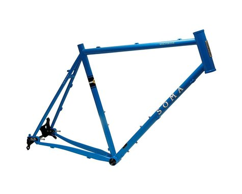 Soma Wolverine 4.0 A-Type Disc Frame (Blue) (56cm)
