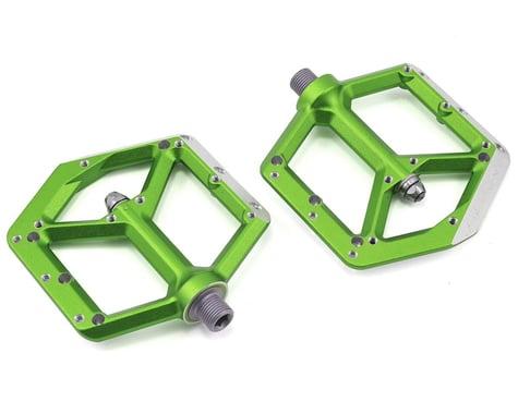 Spank Spike Pedals (Emerald Green)