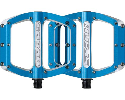 Spank Spoon Pedals (Blue) (M)
