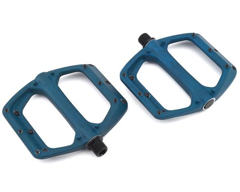 Spank Spoon DC Pedals (Blue)
