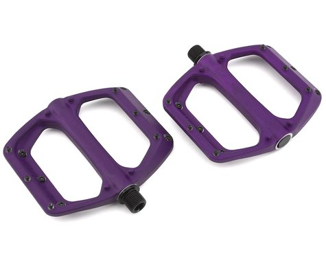 Spank Spoon DC Pedals (Purple)