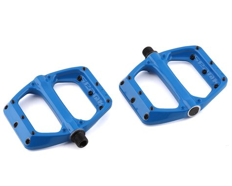 Spank Spoon DC Pedals (Bright Blue)