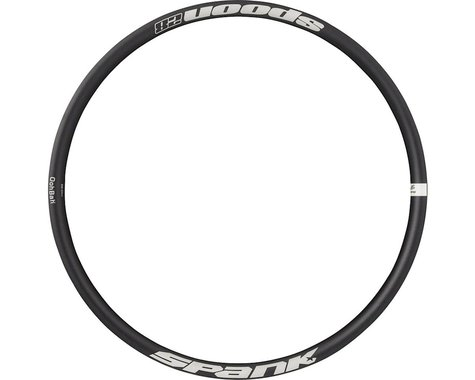 "Spank Spoon 28-24 24"" Rim, Black"