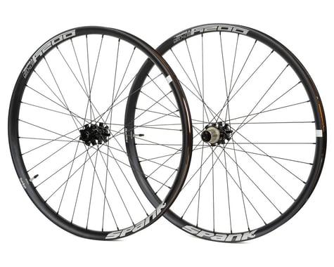 "Spank Oozy Trail 345 27.5"" Wheelset (Black)"