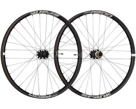 "Spank Oozy Trail 395+ Wheelset - 29"", 15 x 110mm/12 x 148mm, XD, 6-Bolt, Black"