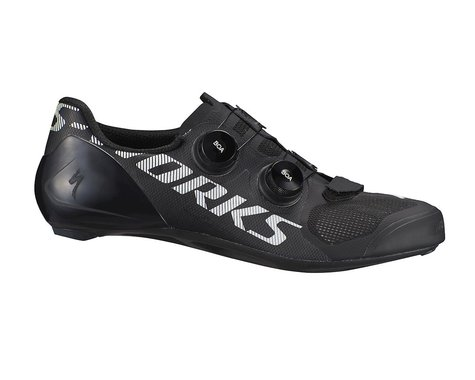 Specialized S-Works 7 Vent Road Shoes (Black) (46)