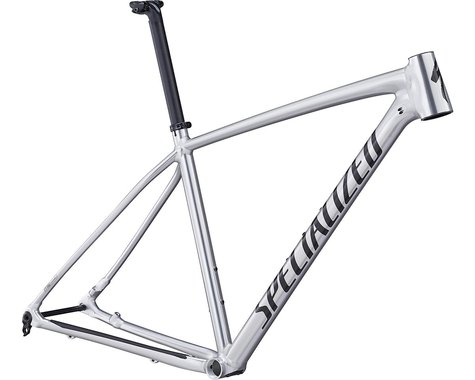 Specialized 2019 Chisel Frame (Polished/Black) (S)
