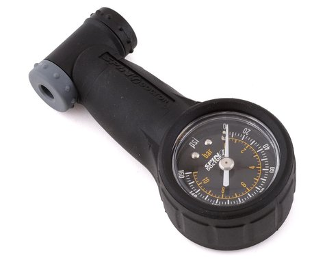Spin Doctor Tire Pressure Dial Gauge
