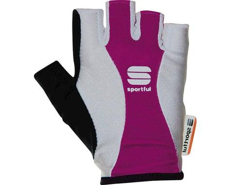 Sportful Women's Pro Gloves (White/Magenta)