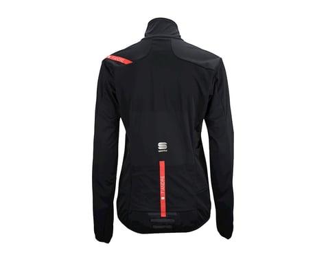 Sportful Women's Fiandre Light Windstopper Jacket (Black)