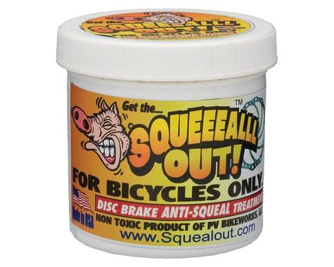 Squeal Out Anti-squeal Disc Brake Paste: 8oz Jar