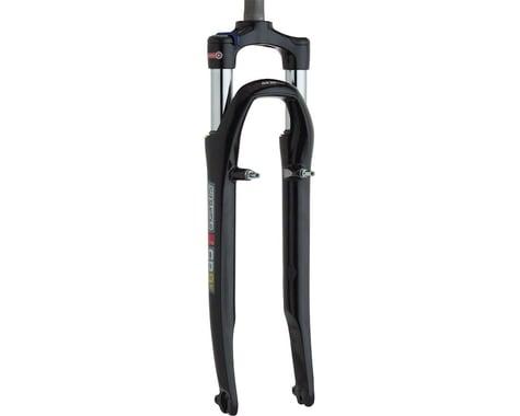 Sr Suntour CR9 Fork (Black) (700c) (9mm QR) (63mm)