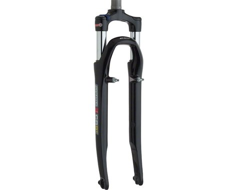 Sr Suntour CR9 Fork (Black) (700c) (9mm QR) (63mm)