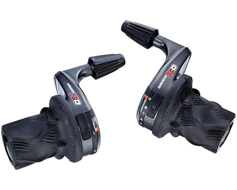 SRAM X0 Microfriction Left Twist Shifter (2/3-Speed)