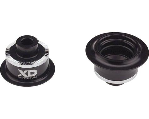 SRAM X0 XD Rear Hub End Caps (QRx135mm)