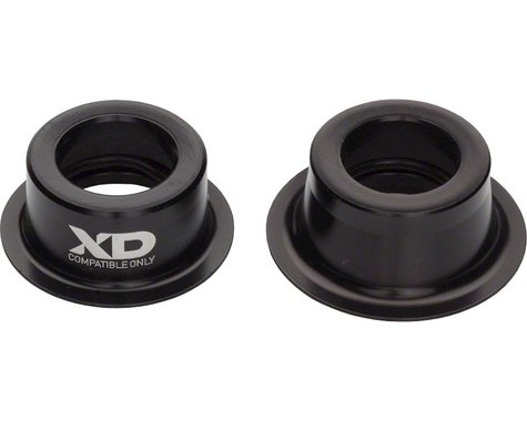 SRAM X0 XD Rear Hub End Caps (12x135/150mm)