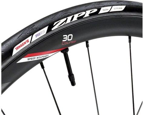 Zipp Tangente Speed Tubeless Clincher Road Tire (Black) (700 x 25)