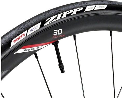Zipp Tangente Speed Tubeless Clincher Road Tire (Black) (700 x 28)