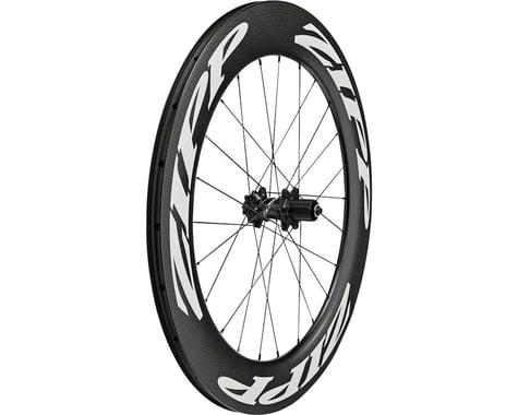 Zipp 808 Firecrest Carbon Tubeless Rear Wheel (White) (Disc Brake)